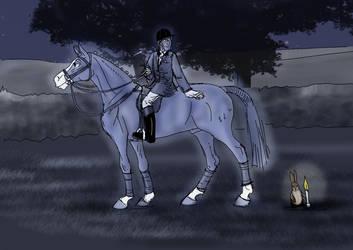 The Havillands Ghosts by Louvan
