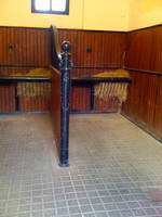 Stalls at Hylands house by Louvan