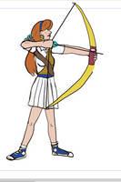 Archery 2 by Louvan