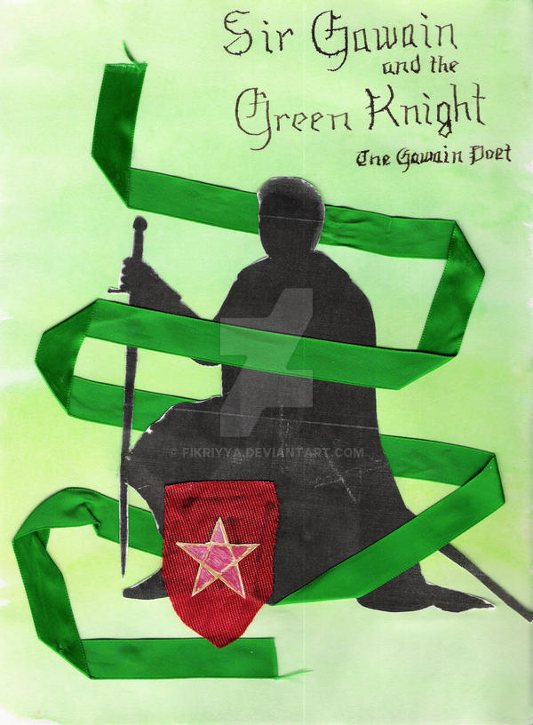 the pagan and christian dichotomy in sir gawain and the green knight Sir gawain and the green knight provides vast christian symbolic richness, but at the same time the poem supplies the reader with a wide range of pagan allegory, the result making of sir gawain a unique story full of complex contrasts the story begins with an uninvited guest at king arthur's court, during.