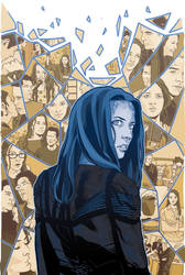 Illyria cover issue 1 by elena-casagrande