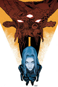 Illyria cover issue 4