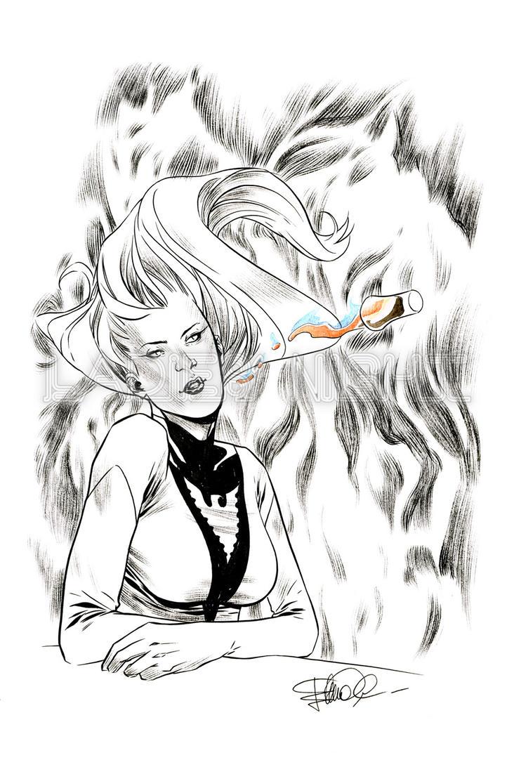 Phoenix - B52 - Burn by elena-casagrande
