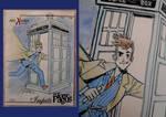 Comicsxafrica labels - Doctor Who