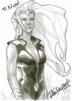 Namora sketch by elena-casagrande