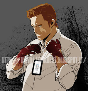 Dexter - The Dark Passenger