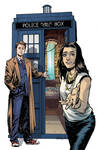 The Tenth Doctor 15 - cover