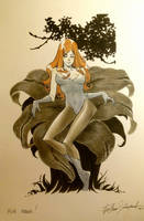 Poison Ivy commission