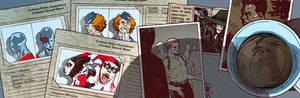 Suicide Squad banner for Blastoff Comics