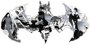 Gotham Villain Ladies