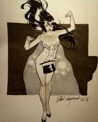 Sexy Zatanna