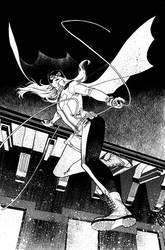 Batgirl Annual - page 02 by elena-casagrande