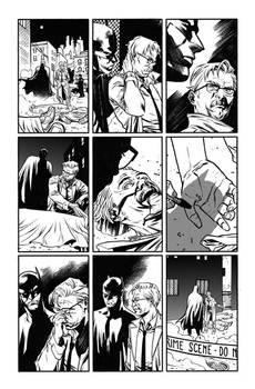 Batman Secret Files - One - page 01