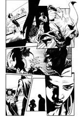 Batman Secret Files - One - page 03 by elena-casagrande