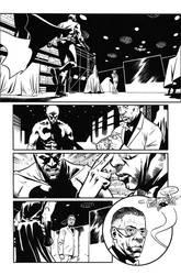 Batman Secret Files - One - page 05 by elena-casagrande