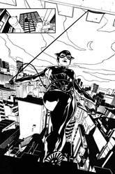Catwoman #7 - pag 12 by elena-casagrande