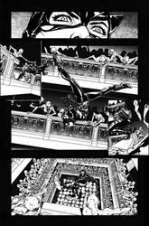 Catwoman #8 - pag 8 by elena-casagrande