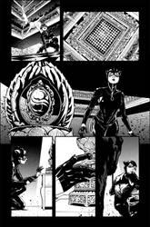 Catwoman #8 - pag 9 by elena-casagrande