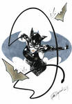 Catwoman commission