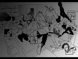 Black Widow #3 - page 12-13