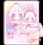 |Adoptable Auction| bunny kawaii #2|CLOSED |