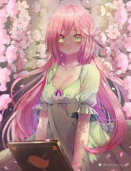 |OC| Sakura no hana | Alisa| by Hosha-Usagi
