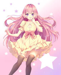 |OC| Elizabeth Williams|kawaii shojo| by Hosha-Usagi