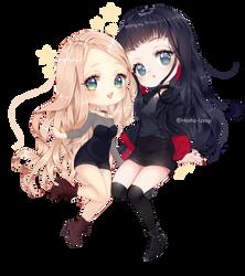 |CM|sweet Witch| Kasbelle by Hosha-Usagi