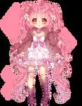 Adoptable auction| emergency| kawaii shoujo