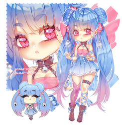 Adoptable Auction Fairy Bell Girl |EMERGENCY