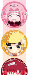 Naruto headtocks by Ichigo-OH