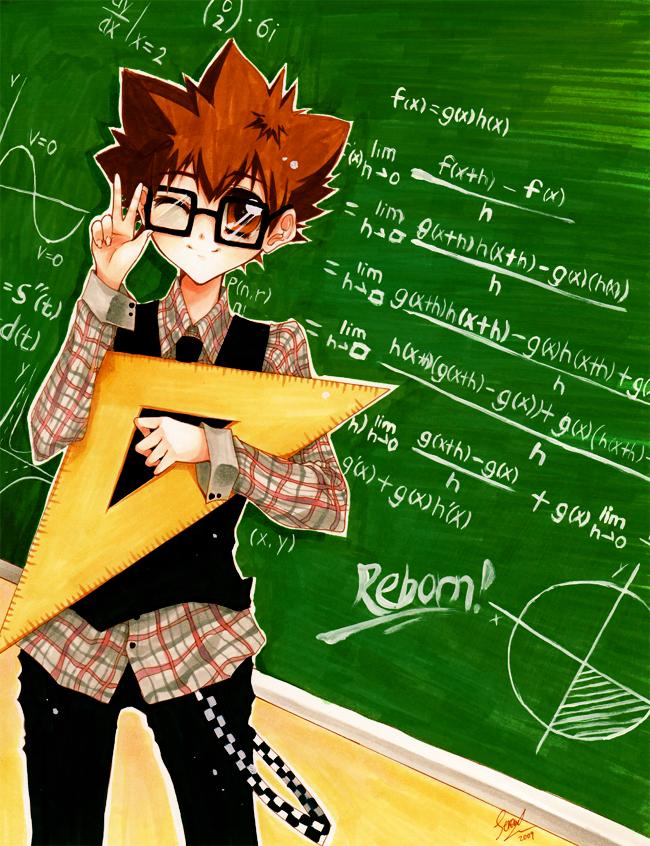 Tuna math teacher by Ichigo-OH on DeviantArt