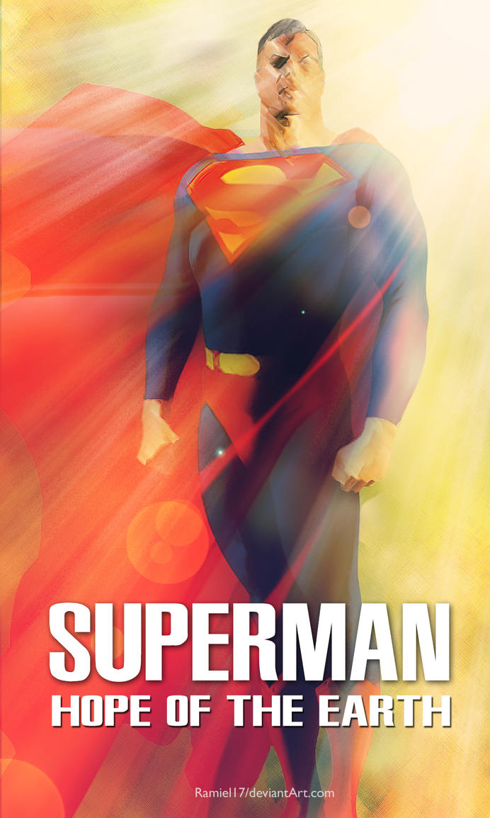 anybody can be a superman A new chinese superman is busting stereotypes about what a hero looks like the broader goal is to show that a character of any color, a hero of any kind of background can be compelling by.