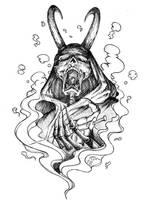 The Poisoned Merchant by KennethFontanoArt