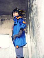 Yusei Fudo by SakuraCherry7