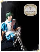 Ciel In Wonderland by SakuraCherry7