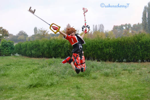 Sora Valor Form has High Jump