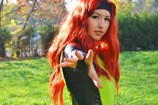 Jean Grey from  X-men Evolution