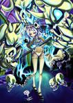 skullgirls bloodymarie Change to final mode