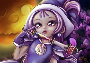 Magical DoReMi first series Onpu Segawa by skyshek