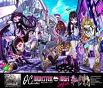 Monster High oc Akihabara  japan School Uniform