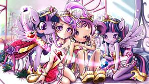 Twilight Kenzaki Onpu (Pony Princess)