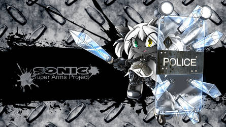 SonicSuperArmsProject  Alix the Wolf
