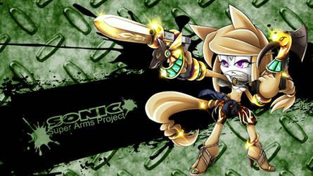 SonicSuperArmsProject  Empress E