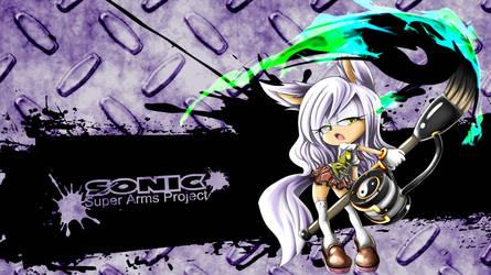 SonicSuperArmsProject  kyra