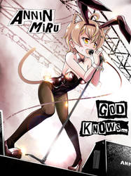 God Knows Cover by Annin Miru