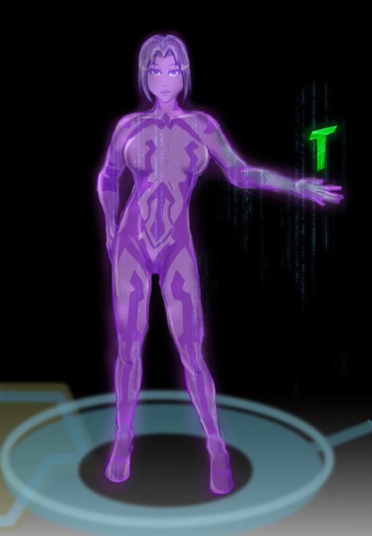 Cortana - Face Update by Broshang