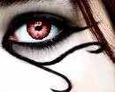 gothic eye by green-splat-girl