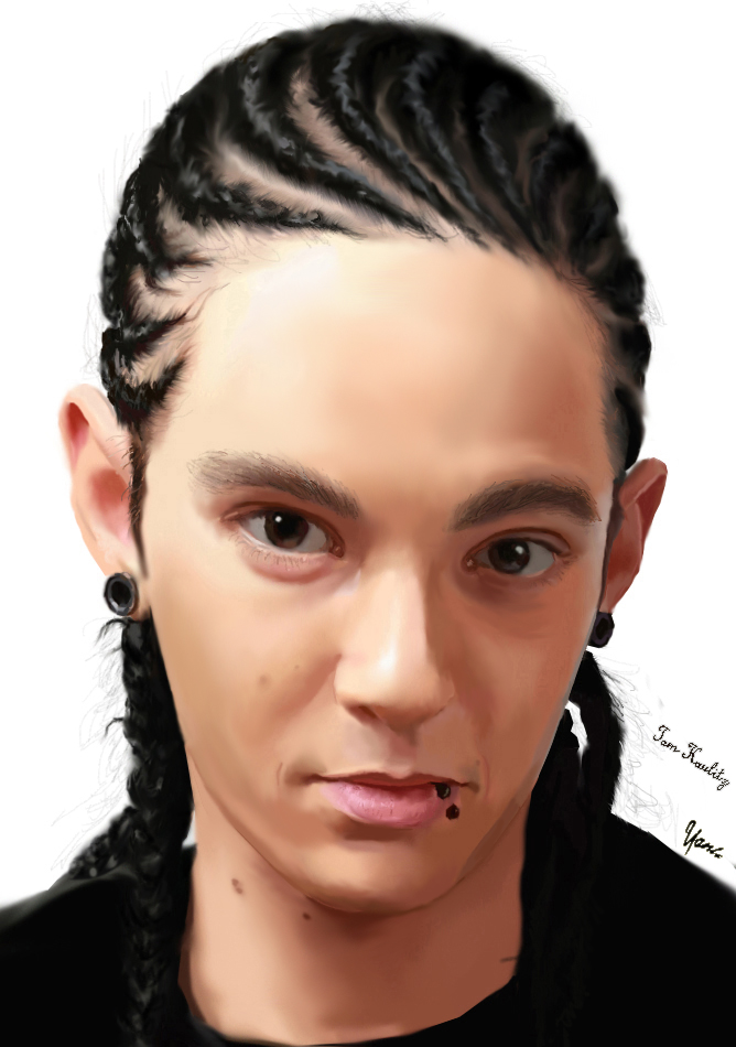Tom Kaulitz by Zombieyue