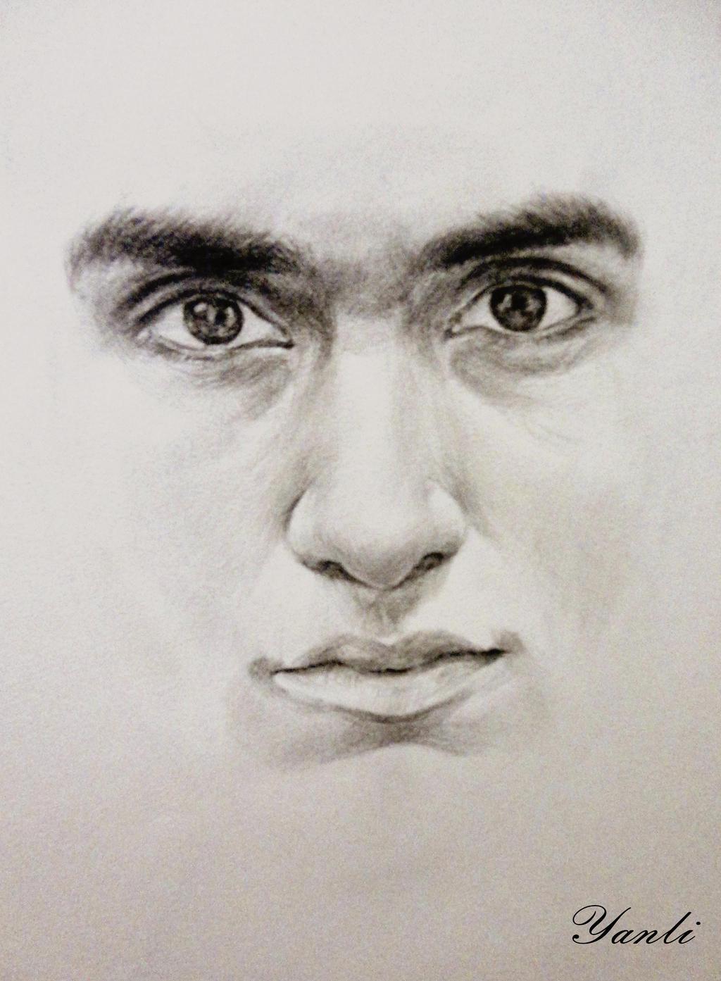 makeup drawing face - photo #14